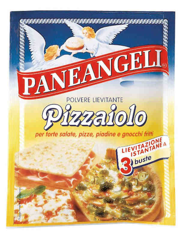 Ricetta Piadina Paneangeli.Elim Shop Paneangeli Lievito Pizzaiolo Gr 15x3