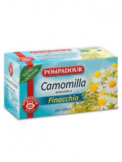 POMPADOUR CAMOMILLA E FINOCCHIO 18 FF