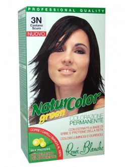 NATUR COLOR GREEN SH.CASTANO SC.N.3N