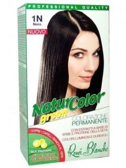 NATUR COLOR GREEN SH.NERO N.1N
