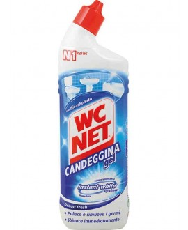 WC NET CANDEGGINA GEL EXTRA WHITE ML.750