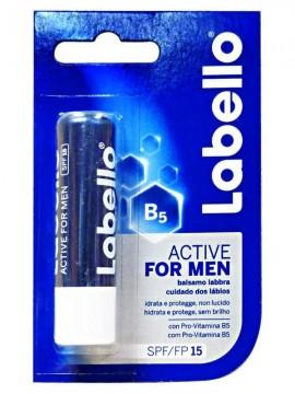 LABELLO STICK FOR MAN ACTIVE CARE