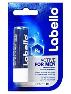 LABELLO STICK FOR MAN ACTIVE CARE