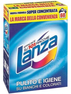 LANZA TRES SACCO MIS.70 KG.4,37