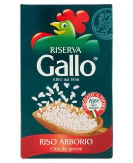 GALLO RISO ARBORIO KG.1