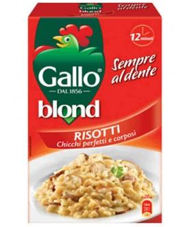 GALLO RISO BLOND RISOTTI KG.1
