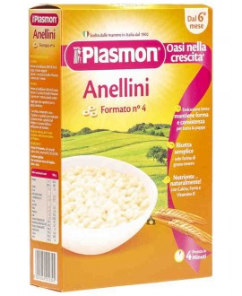 PLASMON PASTINA N.2 ANELLINI GR.340