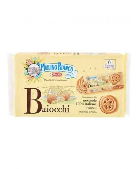 MULINO BIANCO BAIOCCHI SNACK GR.336
