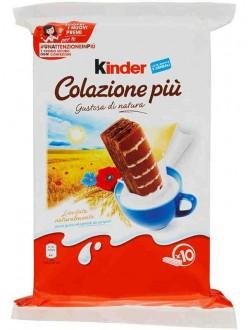 KINDER COLAZIONE PIU' X10