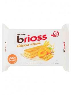 KINDER BRIOSS ALBICOCCA X 10 GR.280