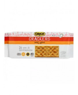 CRICH CRACKERS SALATI GR.250