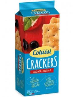 PANCOLUSSI CRACKERS SALATI GR500