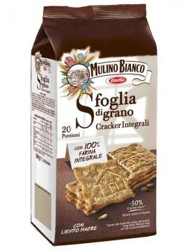 MULINO BIANCO CRACKERS INTEGR.GR.500