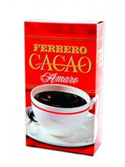 FERRERO CACAO AMARO GR.250X12