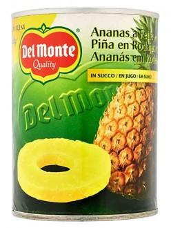 DEL MONTE ANANAS SCIROPPATE GR.565