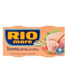 RIO MARE TONNO OLIO OLIVA GR160X2