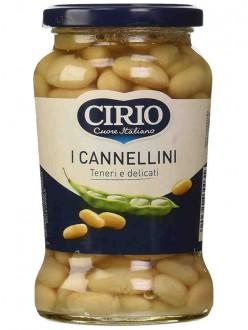 CIRIO FAGIOLI CANNELLINI VETRO G.370