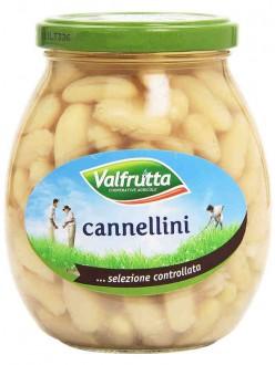 VALFRUTTA CANNELLINI VETRO GR.370