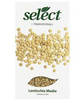 SELECT LENTICCHIE MEDIE AST.GR400