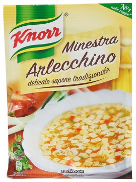 KNORR MINESTRA ARLECCHINO GR.67