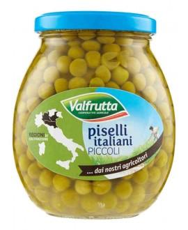 VALFRUTTA PISELLI PICC.VETRO GR.360