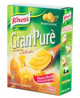 KNORR PURÈ GRANPURÈ 3 BUSTE GR.225