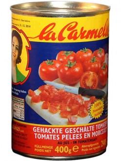 LA CARMELA POMODORINI GR.400