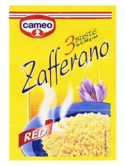 CAMEO ZAFFERANO RED GR.0,30X3