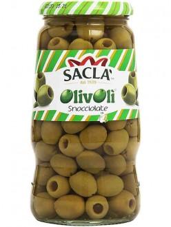 SACLA' OLIVE VERDI OLIVOLI' SNOC.GR290