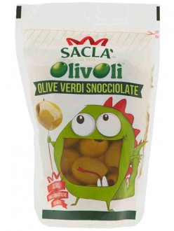 SACLA' OLIVOLI' VERDI SNOCC. GR185