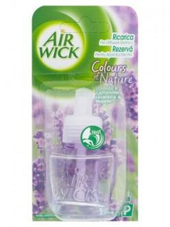 AIR WICK ELETTR.RIC.LAV./CAM./MELA/F.ROSSI