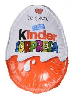 KINDER UOVA SORPRESA GR 20.X72