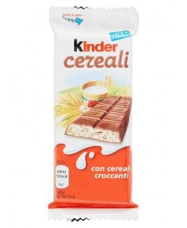 KINDER CEREALI SINGOLO GR.23