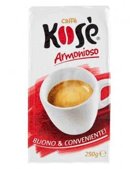 KOSÈ CAFFÈ RED ARMONIOSO BUSTA GR.250
