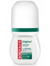 BOROTALCO DEODORANTE ROLL-ON ML.50