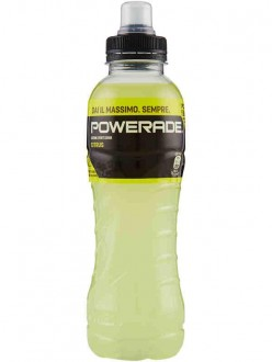 POWERADE CITRUS ML.500