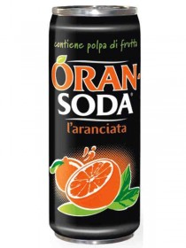 ORANSODA 33CL LATTINA
