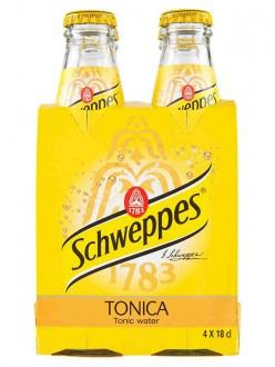 SCHWEPPES TONICA ML.18X4