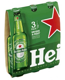 HEINEKEN BIRRA CL.33X3