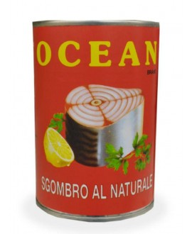 OCEAN SGOMBRI NATURALE GR.400
