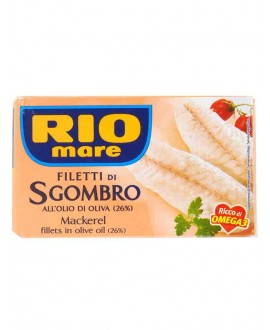 RIO MARE FILETTI SGOMBRO GR.125