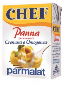PARMALAT PANNA CHEF CUCINA ML.200