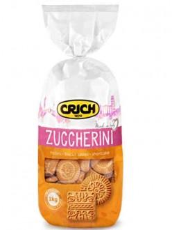 CRICH BISCOTTI ZUCCHERINI KG.1