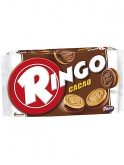 PAVESI RINGO FAMIGLIA CACAO GR.330
