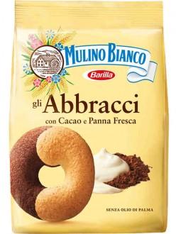 MULINO BIANCO BISCOT.ABBRACCI GR.700