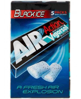 VIGORSOL AIR ACTION BLACK ICE ASTX20