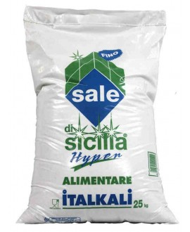 ITALKALI SALE FINO KG.25