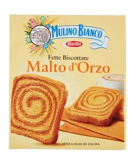 MULINO BIANCO FETTE ARMONIA MALTO X40 GR.315