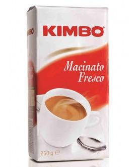KIMBO CAFFÈ MACINATO FRESCO GR.250