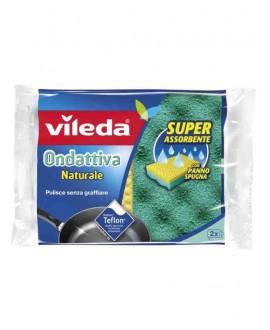 VILEDA ONDATTIVA NATURALE X2